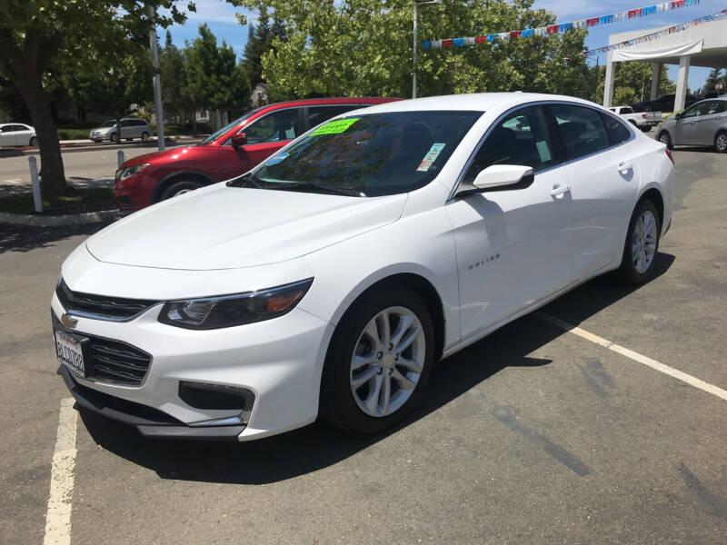 2018 Chevrolet Malibu for sale at Autos Wholesale in Hayward CA