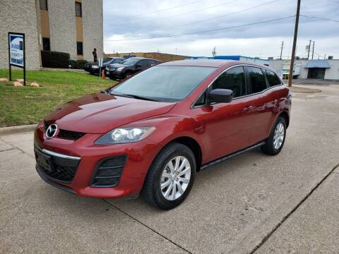 2011 Mazda CX-7 for sale at DFW Autohaus in Dallas TX