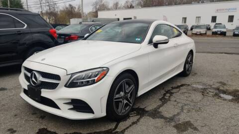 2019 Mercedes-Benz C-Class for sale at Top Line Import of Methuen in Methuen MA