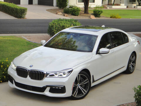 2019 BMW 7 Series for sale at AZGT LLC in Phoenix AZ