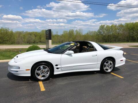 2001 Pontiac Firebird for sale at Fox Valley Motorworks in Lake In The Hills IL