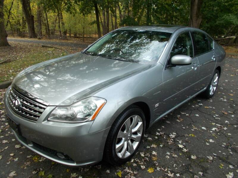 2006 Infiniti M35 for sale at Mercury Auto Sales in Woodland Park NJ