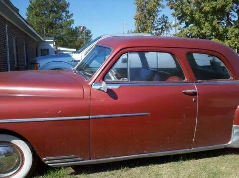 1950 Desoto Coupe for sale at Haggle Me Classics in Hobart IN