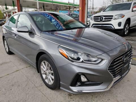 2018 Hyundai Sonata for sale at LIBERTY AUTOLAND INC - LIBERTY AUTOLAND II INC in Queens Villiage NY