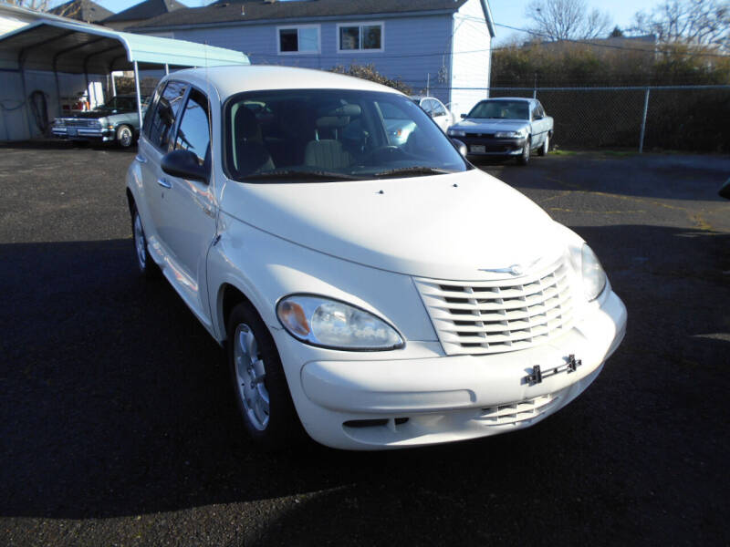 2004 Chrysler PT Cruiser for sale at Family Auto Network in Portland OR