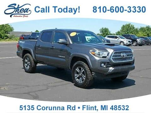 2016 Toyota Tacoma for sale at Jamie Sells Cars 810 in Flint MI