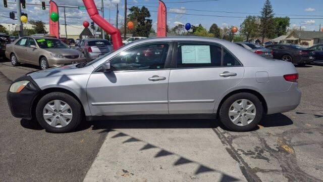 2004 Honda Accord for sale at Alvarez Auto Sales in Kennewick WA