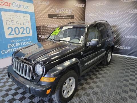 2006 Jeep Liberty for sale at X Drive Auto Sales Inc. in Dearborn Heights MI