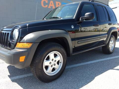 2006 Jeep Liberty for sale at CarZip in Indianapolis IN