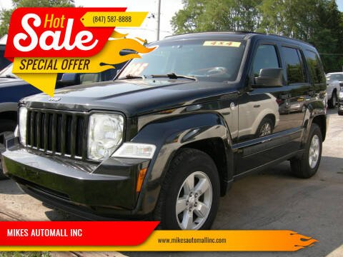 2009 Jeep Liberty for sale at MIKES AUTOMALL INC in Ingleside IL
