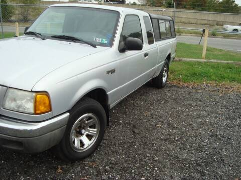 2001 Ford Ranger for sale at Branch Avenue Auto Auction in Clinton MD
