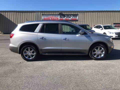 2008 Buick Enclave for sale at Stikeleather Auto Sales in Taylorsville NC