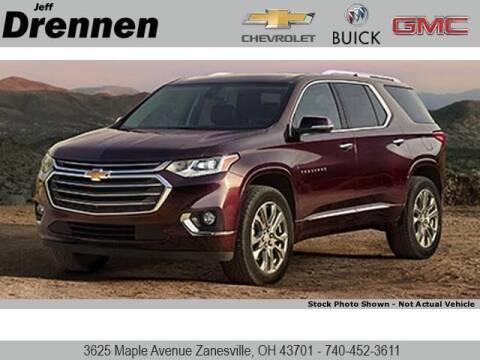 2021 Chevrolet Traverse for sale at Jeff Drennen GM Superstore in Zanesville OH