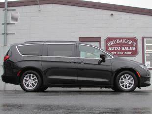 2020 Chrysler Voyager for sale at Brubakers Auto Sales in Myerstown PA