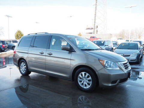 2010 Honda Odyssey for sale at SIMOTES MOTORS in Minooka IL