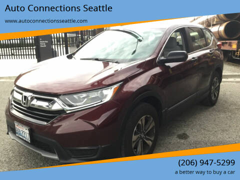 2018 Honda CR-V for sale at Auto Connections Seattle in Seattle WA