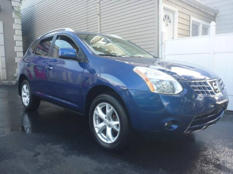 2008 Nissan Rogue for sale at Pinto Automotive Group in Trenton NJ