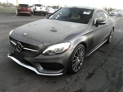 2017 Mercedes-Benz C-Class for sale at SILVER ARROW AUTO SALES CORPORATION in Newark NJ