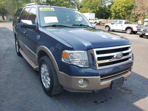 2013 Ford Expedition for sale at Stach Auto in Edgerton WI