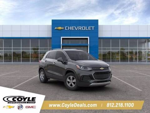 2020 Chevrolet Trax for sale at COYLE GM - COYLE NISSAN - New Inventory in Clarksville IN