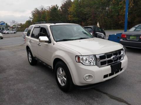 2012 Ford Escape for sale at 100 Motors in Bechtelsville PA