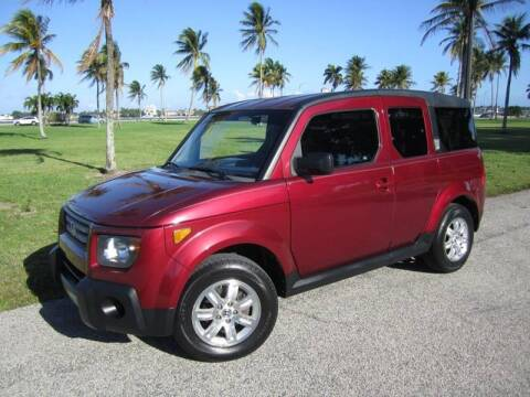 2007 Honda Element for sale at FLORIDACARSTOGO in West Palm Beach FL