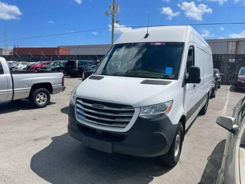 2019 Freightliner Sprinter Crew for sale at AUTOSPORT MOTORS in Lake Park FL