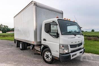 2012 Mitsubishi Fuso FEC72S for sale at Lux Motors in Tacoma WA