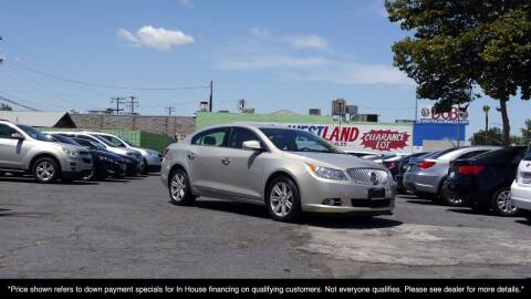 2011 Buick LaCrosse for sale at Westland Auto Sales in Fresno CA