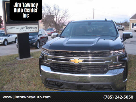 2020 Chevrolet Silverado 1500 for sale at Jim Tawney Auto Center Inc in Ottawa KS