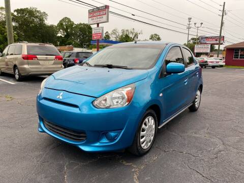 2014 Mitsubishi Mirage for sale at Sam's Motor Group in Jacksonville FL