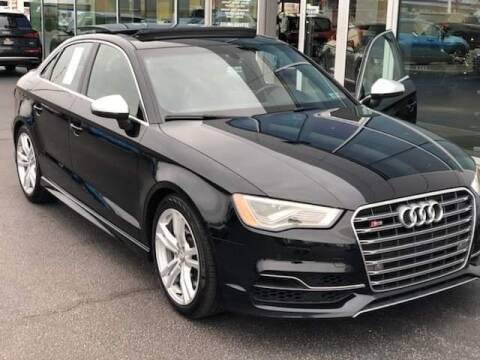 2016 Audi S3 for sale at Auto Import Specialist LLC in South Bend IN
