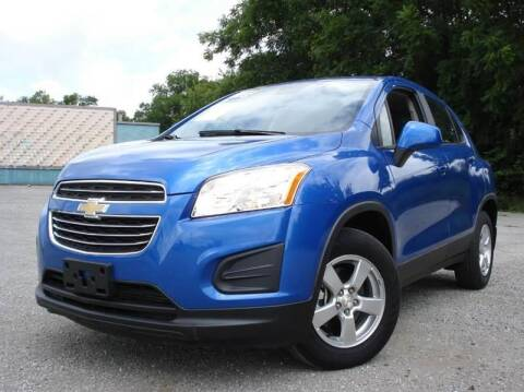 2015 Chevrolet Trax for sale at A & A IMPORTS OF TN in Madison TN