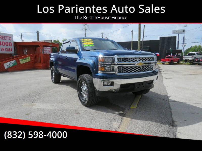 2015 Chevrolet Silverado 1500 for sale at Los Parientes Auto Sales in Houston TX