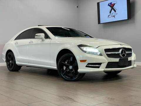 2013 Mercedes-Benz CLS for sale at TX Auto Group in Houston TX