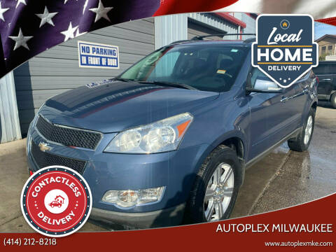 2012 Chevrolet Traverse for sale at Autoplex Milwaukee in Milwaukee WI