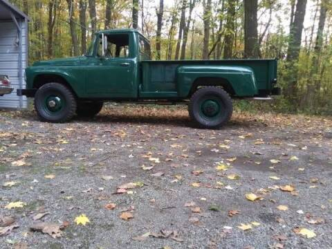 1968 International Pickup for sale at Classic Car Deals in Cadillac MI