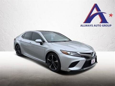 2018 Toyota Camry for sale at ATASCOSA CHRYSLER DODGE JEEP RAM in Pleasanton TX