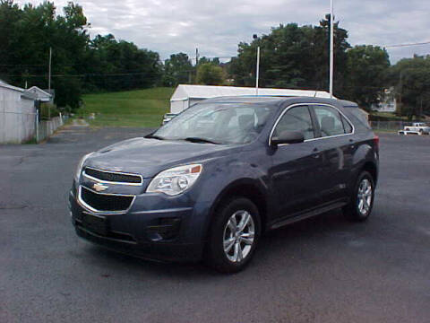 2013 Chevrolet Equinox for sale at Bates Auto & Truck Center in Zanesville OH