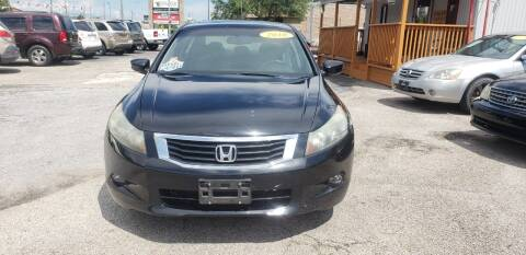 2010 Honda Accord for sale at Anthony's Auto Sales of Texas, LLC in La Porte TX