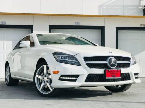 2014 Mercedes-Benz CLS for sale at Avanesyan Motors in Orem UT