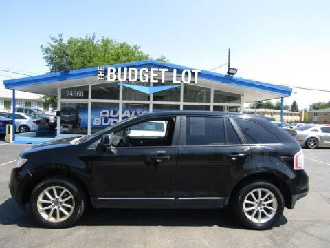2009 Ford Edge for sale at THE BUDGET LOT in Detroit MI