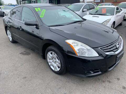 2011 Nissan Altima for sale at North County Auto in Oceanside CA