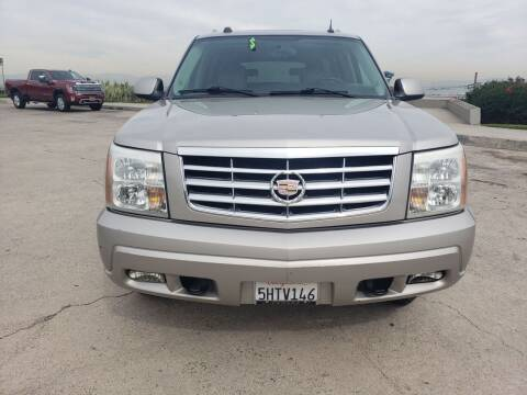 2004 Cadillac Escalade ESV for sale at L.A. Vice Motors in San Pedro CA