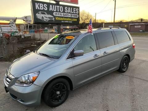 2006 Honda Odyssey for sale at KBS Auto Sales in Cincinnati OH