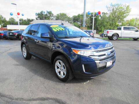 2011 Ford Edge for sale at Auto Land Inc in Crest Hill IL