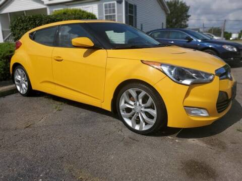 2012 Hyundai Veloster for sale at Paramount Motors in Taylor MI