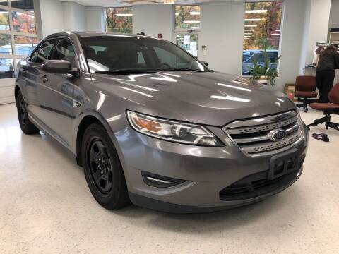 2012 Ford Taurus for sale at Grace Quality Cars in Phillipston MA