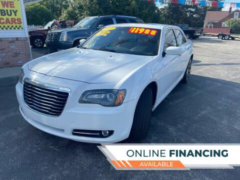 2013 Chrysler 300 for sale at Excel Auto Sales LLC in Kawkawlin MI