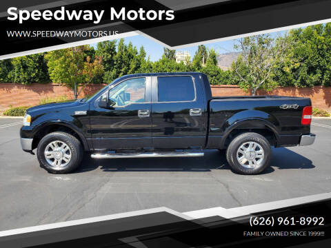 2007 Ford F-150 for sale at Speedway Motors in Glendora CA